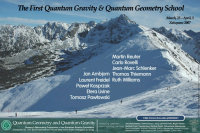 The First Quantum Geometry and Quantum Gravity School, Zakopane 2007